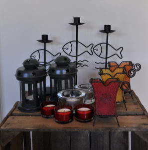Dekoration, Berlin, Kerzenhalter, Candle holders, decor