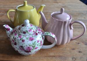 Tea party,Teekanne / Teapot, bone china decor hire dekoverleih Berlin Zebra Rose