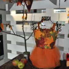 kids party woodlands theme decor hire berlin kinderparty mottoparty themen-deko dekoverleih
